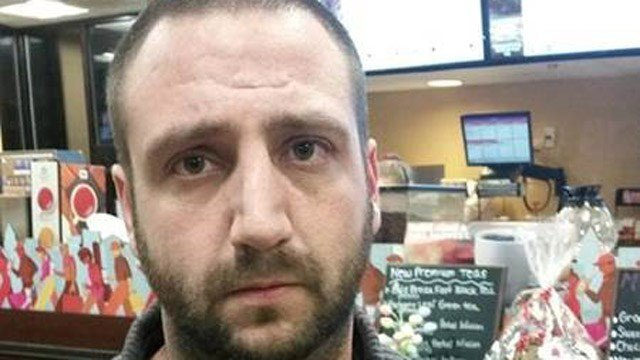 Jonathan Leblanc is accused of stealing televisions from Walmart in East Windsor, according to police. (East Windsor police photo)