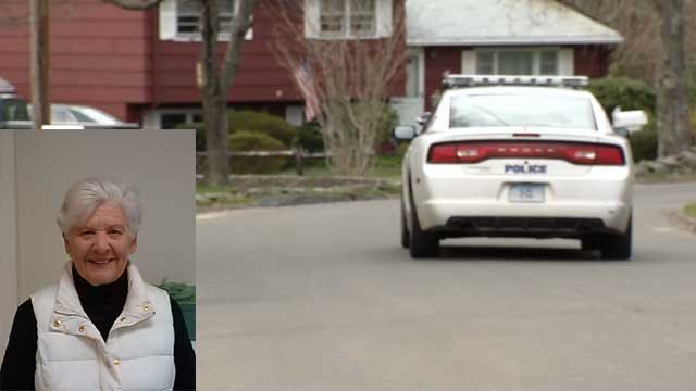 Carol Moriarty was run over by her truck on Tuesday (Stan Mingione of Estuary Council of Seniors/WFSB)