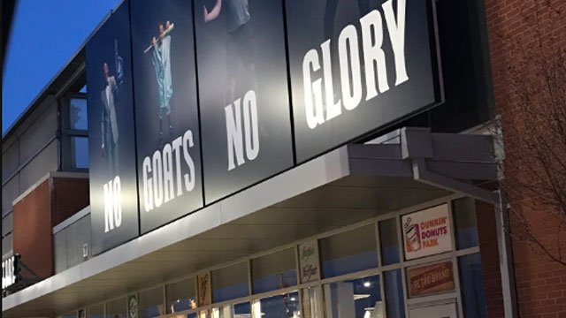 Yard Goats home opener is on Thursday. (WFSB)