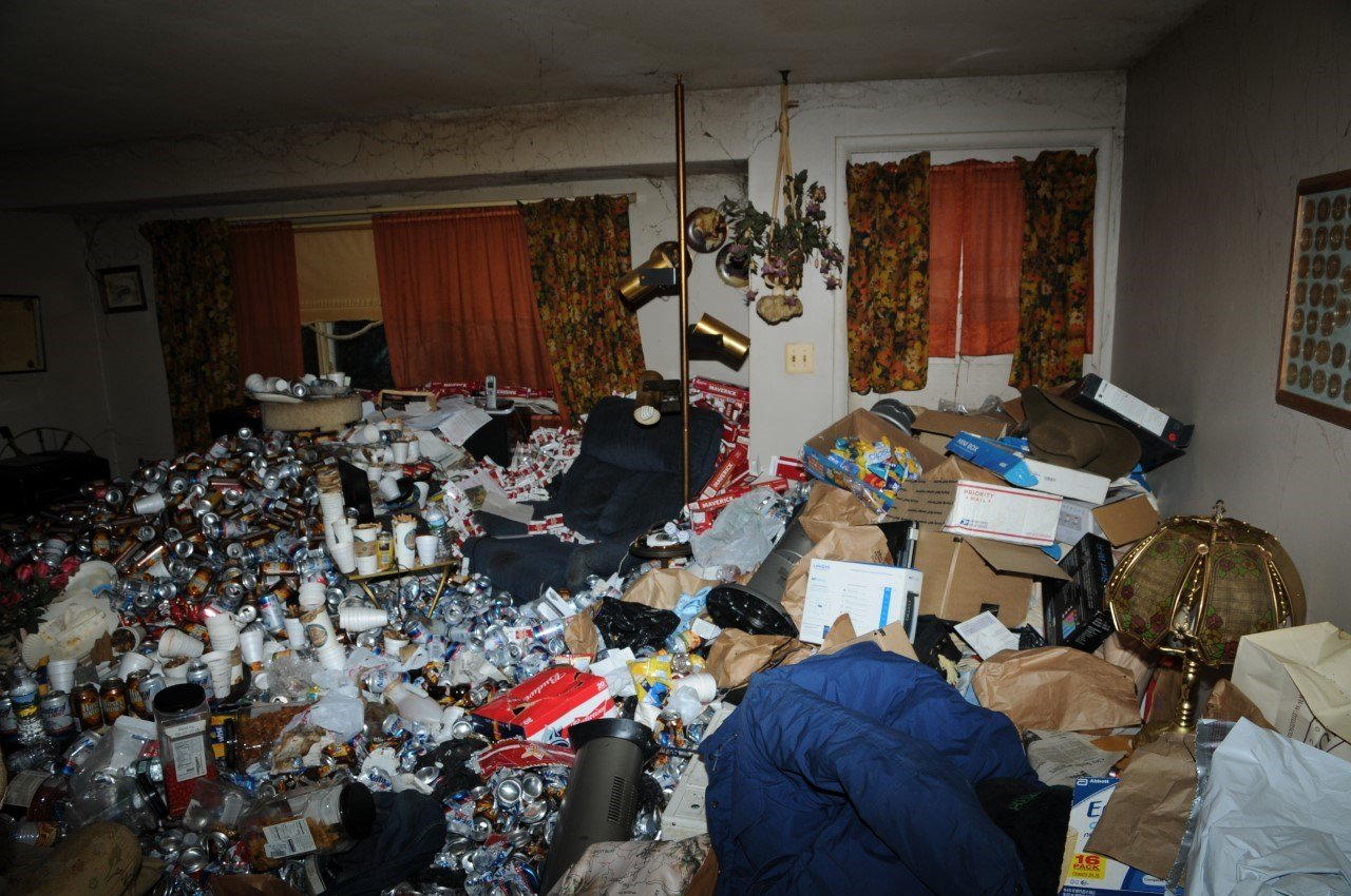 Police say hoarding conditions made the investigation difficult following the man's death in November 2016. (South Windsor)