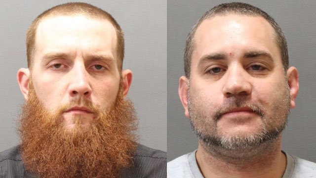 James Wells and James Yeargan. (Plainfield police)