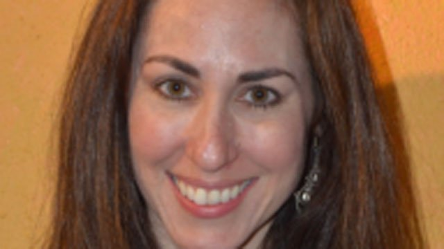 Jennifer Frechette, who is a local high school drama teacher, is arrested, accused of having sex with a student.  (Wilbur Cross website)