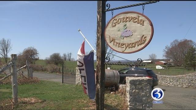 One of the vineyards that put central Connecticut on the Wine Trail map is expanding. The changes coming to Gouveia Vineyard. (WFSB)