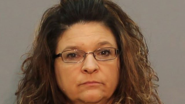 Tammy Szrejna, who volunteered to for the Vernon Parent Teacher Organization, is accused of stealing fund from that chapter.  (Vernon Police Department)