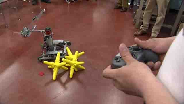 Milford tech school students are looking to go to a national competition in Kentucky (WFSB)