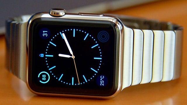 An Apple Watch. (Wikimedia)