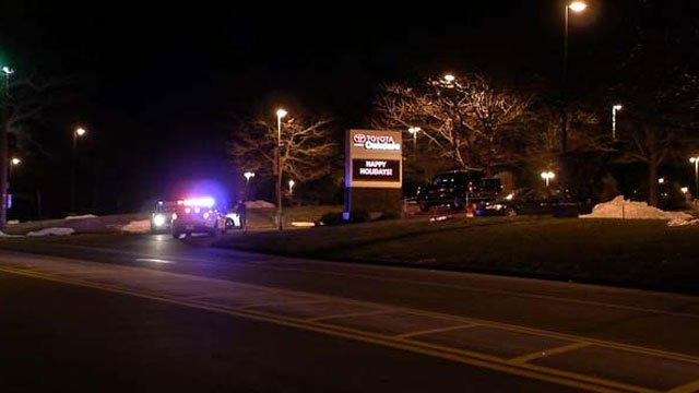 The police dispatch calls from the December shooting were released on Thursday. (WFSB file)