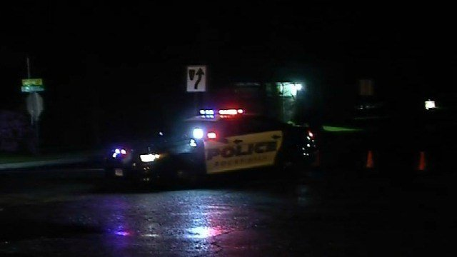 Rocky Hill police investigate after man is shot several times Thursday night (WFSB)