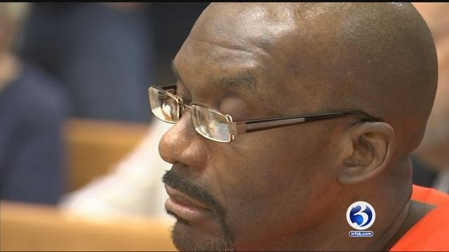 Richard Reynolds, who was sentenced to death for killing a police officer in cold blood, was just re-sentenced to life in prison without the possibility of parole. (WFSB)
