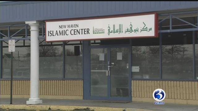 New Haven Islamic Center (WFSB file photo)