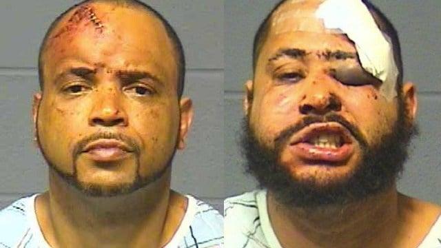 Emilio Diaz and Ricardo Perez. (Hartford police photos)