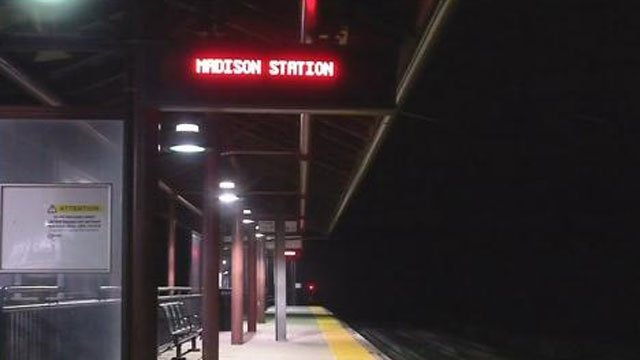 A man struck by an Amtrak train in Madison has died. (WFSB)