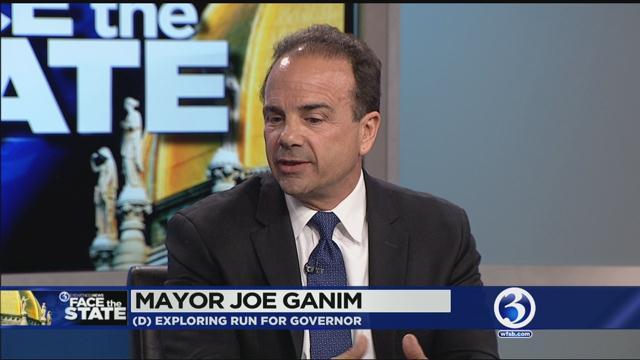 Bridgeport Mayor Joe Ganim (WFSB)