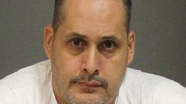 Santos Nunez is accused of raping a tenant in a West Hartford apartment. (West Hartford police photo)