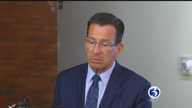 "Gov. Dannel Malloy said he wants to take ""aggressive steps"" to balance budget. (WFSB file photo)"