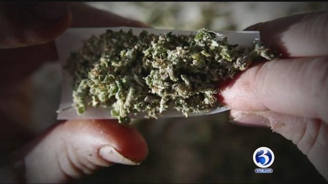 Hartford Court of Common Council voted in flavor of legalizing marijuana in Connecticut. (WFSB file photo)