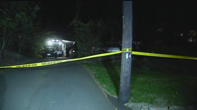 A woman was found dead in New Fairfield on Tuesday (WFSB)