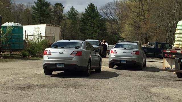 Police are investigating a possible shooting that happened in North Windham on Wednesday (WFSB)