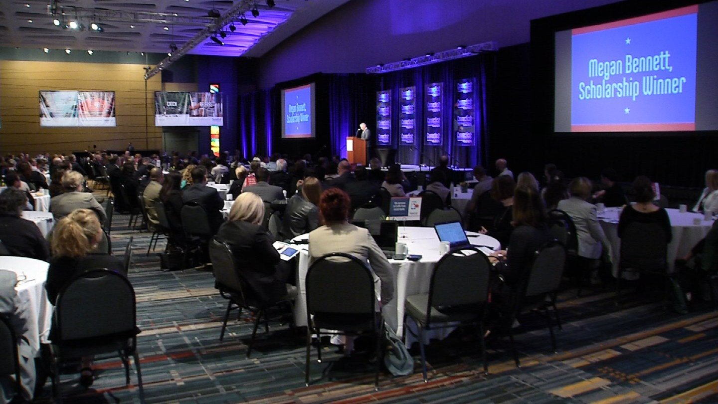 Businesses and tourism officials discussed ways to grow the state's tourism revenue on Thursday. (WFSB photo)