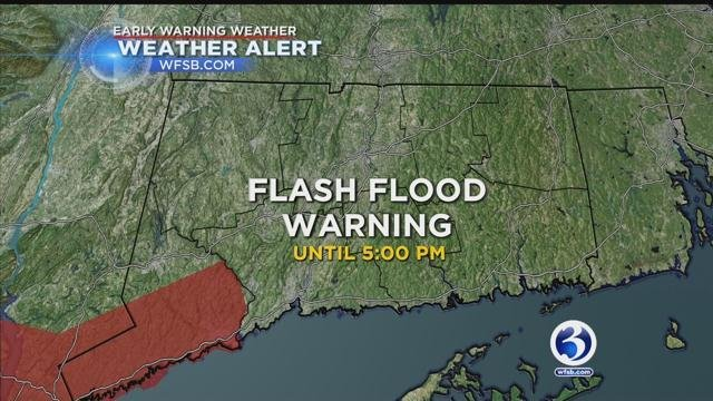 Hazardous Weather Outlook Issued For Approaching PA Storm