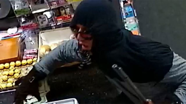 Robbery took place at 24/7 Express Store, which is located at1607 Barnum Ave. (Stratford Police Department)