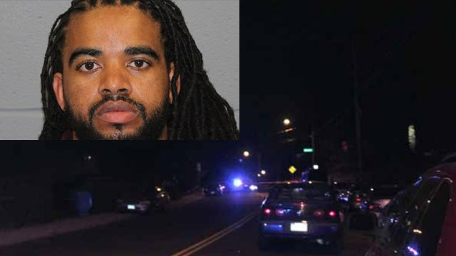 Leroy Rhoden was arrested in Waterbury deadly crash on Thursday evening (Waterbury Police Department/WFSB)