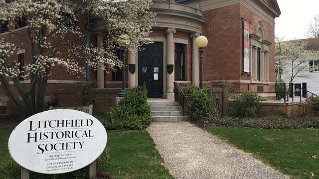 The Litchfield Historical Society. (WFSB photo)