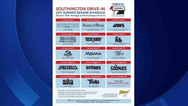 (The Original Southington Drive-In)