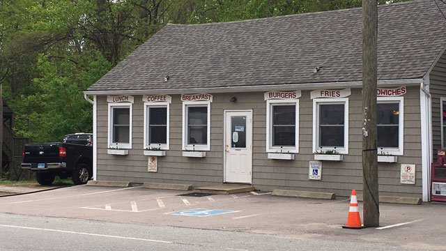 The owner of Mel's Diner is facing multiple drug charges after marijuana was found in the restaurant.  (WFSB)