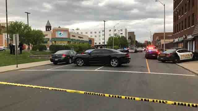 An officer-involved shooting in Bridgeport is under investigation (WFSB)