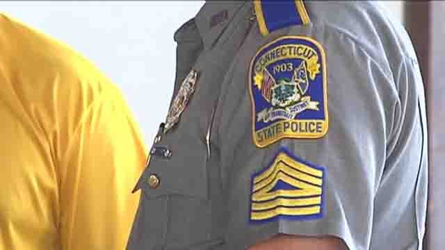 The state is looking to possibly lay off more state troopers. (WFSB file photo)