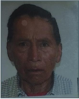 Agustin Quizhpi-Tenesaca who is missing from Torrington.  (Torrington Police Dept.)