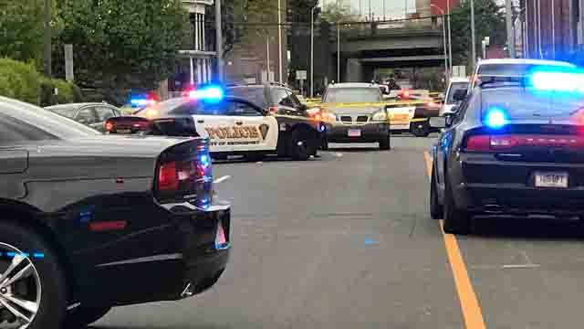Authorities have ruled a teen's death a homicide after an officer-involved shooting. (WFSB)
