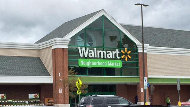 The Walmart Neighborhood Market in Bristol is closing its doors. (WFSB)