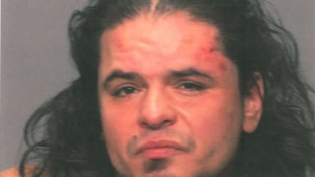 Robert Moran was arrested after police said he assaulted officers on Sunday afternoon. (Greenwich Police Department)