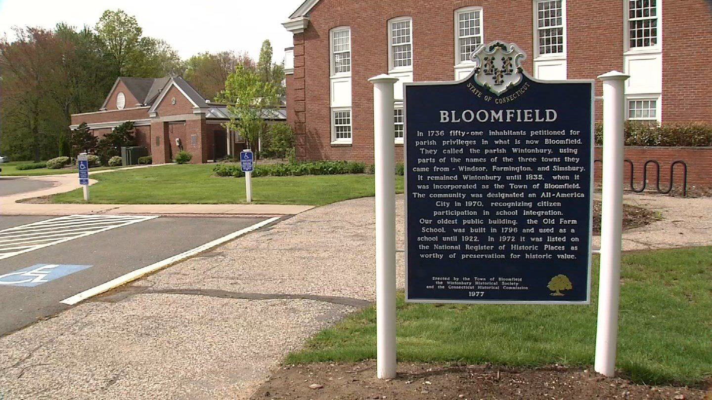 Bloomfield was featured during 20 Towns in 20 Days (WFSB)