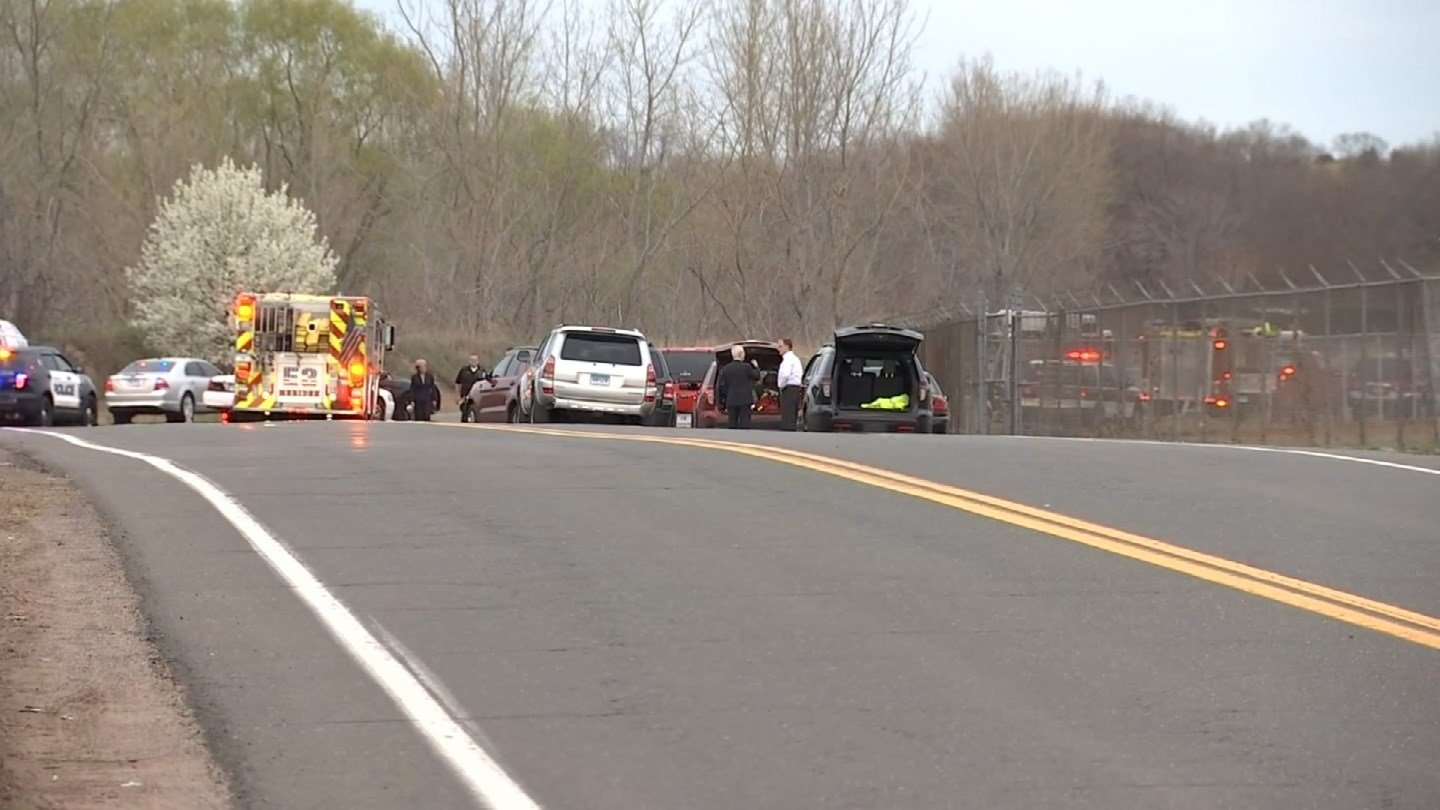 TheNational Transportation Safety Board has released its preliminaryreport on a plane crash in Meriden that killed one man and injured another. (WFSB file phoot)