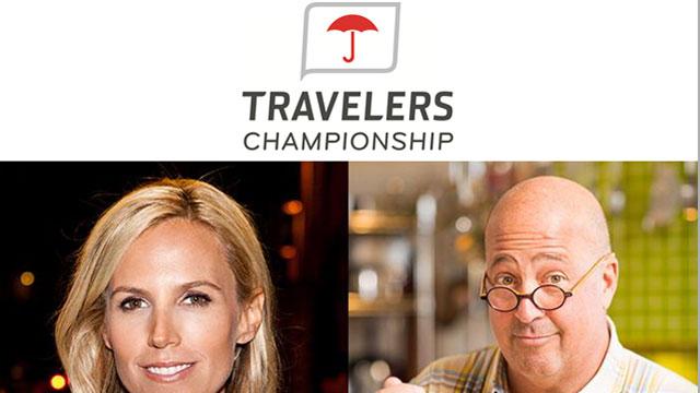 Tory Burch and Chef Andrew Zimmern will headline the Women's Day Breakfast. (Travelers Championship)