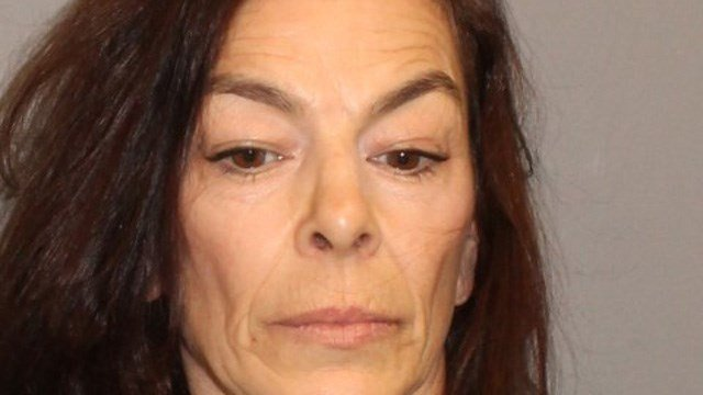 Lori Ledonne was charged in connection with the heroin overdose death of a 22-year-old woman. (Norwalk police)