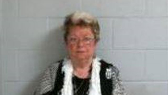 Shirley Langford  was arrested in connection with a deadly hit-and-run crash near the Crystal Mall in Waterford earlier this year. (Waterford Police Department)