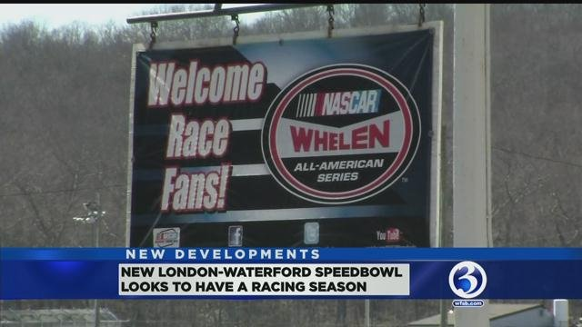 New London-Waterford Speedbowl could have racing this season