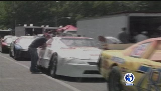 New London-Waterford Speedbowl could reopen as early as next month. (WFSB)