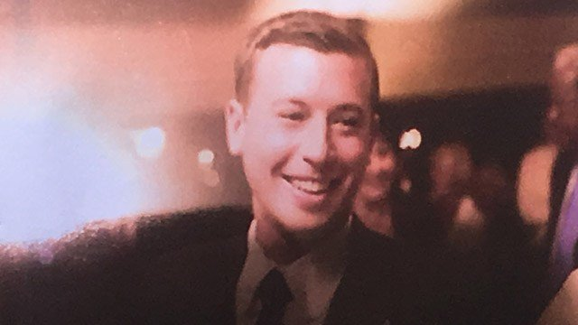 Luke John Pentz was reported missing by his family. (Wallingford police photo)