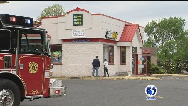 Bloomfield gas station evacuated after CO2 leak