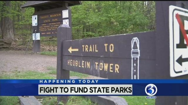 Advocates fight for funding for CT state parks