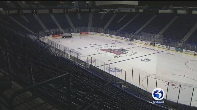The governor will showcase the renovations to the XL Center. (WFSB file photo)