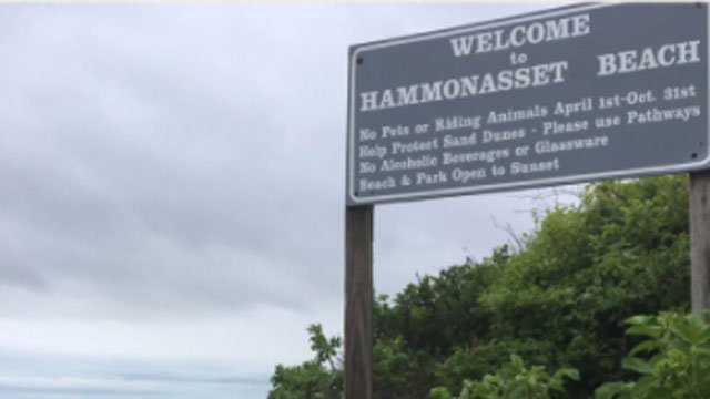 Hammonasset State Park is booked for Memorial Day weekend. (WFSB)