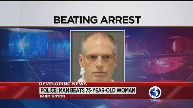 PD: Family member beats 75-year-old woman 'to make her stop talking'