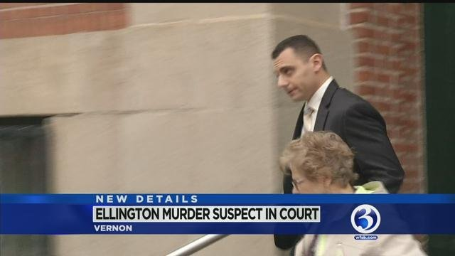 Man accused of murdering his wife in Ellington ordered to tell court what he did with her money