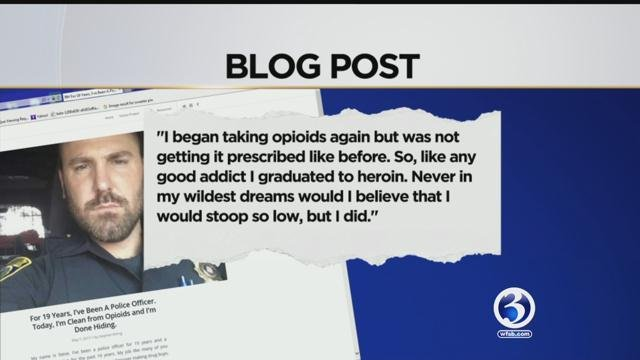 Fairfield officer, Norwalk mayor's son booked for stealing drug evidence